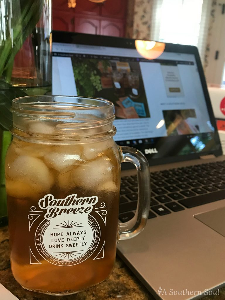 southern breeze sweet tea cold brew