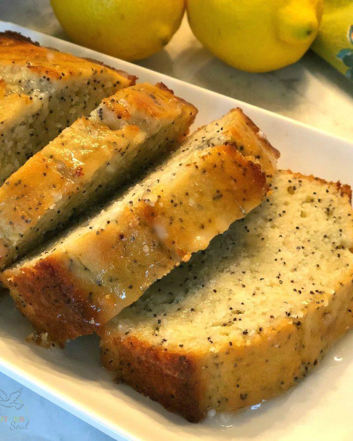 lemon poppy seed cake, lemon, lemon zest, cake, desserts, sweets