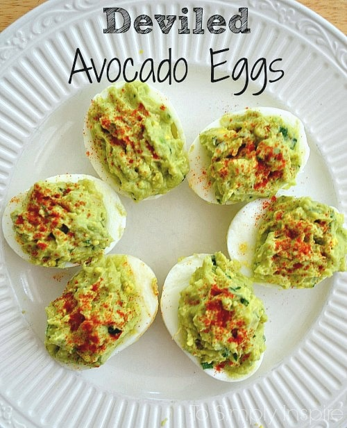 10 deviled egg recipes collection from a southern soul