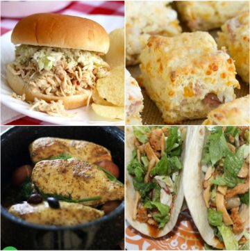 meal plan monday linkup party