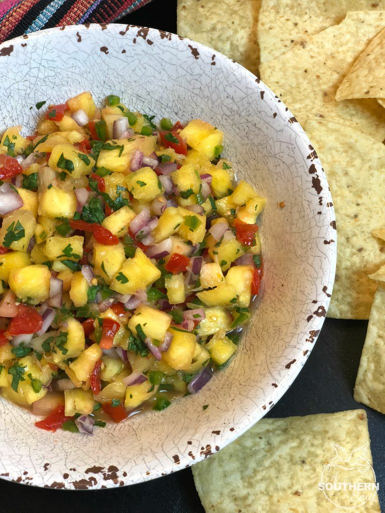 12 super salsa recipe roundup from a southern soul