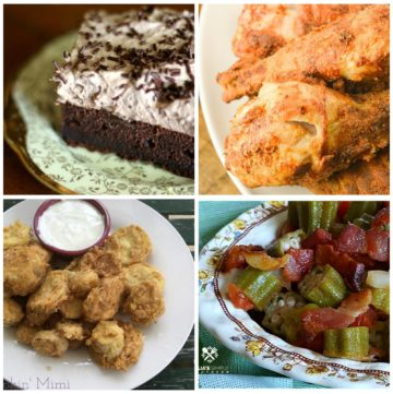 meal plan monday recipe link party