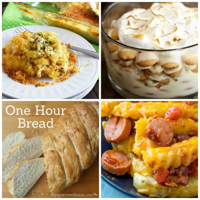 meal plan monday #115 recipe link party