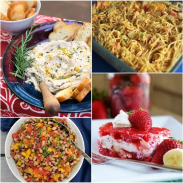 Meal Plan Monday recipe link up