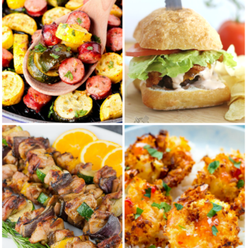 meal plan monday #117 recipe link party