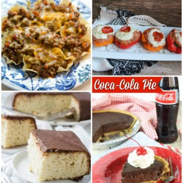 Meal Plan Monday #118 recipe link up from A Southern Soul