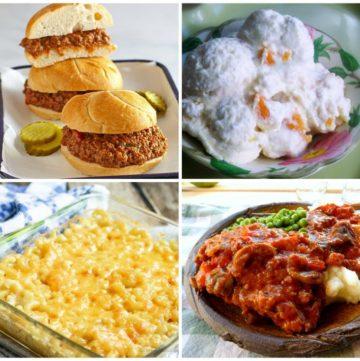 Meal Plan Monday #123 recipe link up