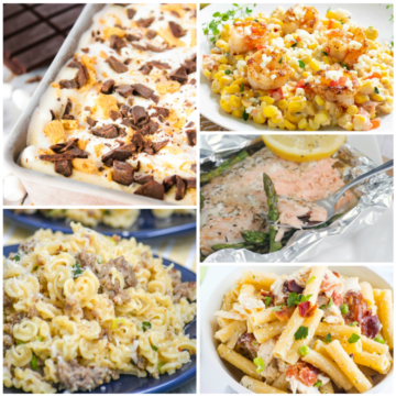 Meal Plan Monday #122 recipe link-up from A Southern Soul