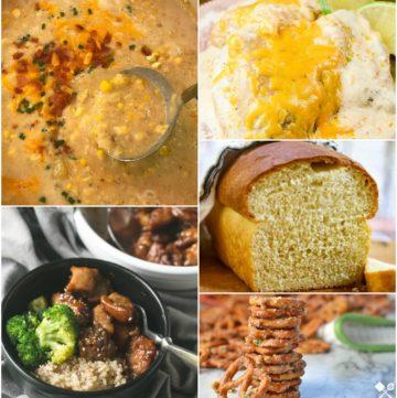 Meal Plan Monday #128 recipe link up