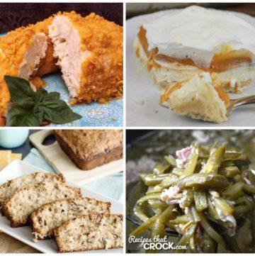 Meal Plan Monday 129 recipe link up