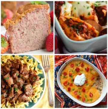 Meal Plan Monday #130 recipe linkup