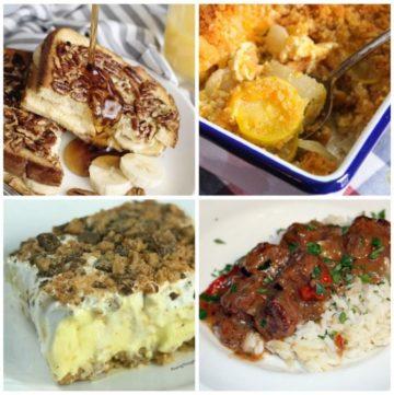 Meal Plan Monday #133 recipe link up