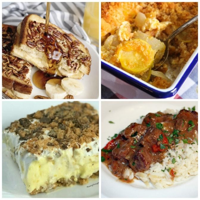Meal Plan Monday #133 recipe link up