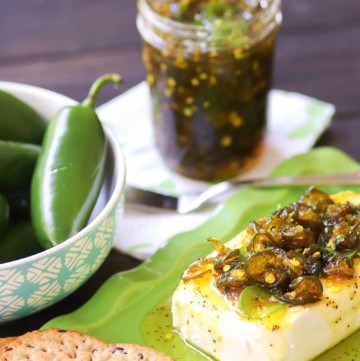 Freshed jalapenos cooked with sugar, spices and just the right amount of seasoning are turned into an irresistible dish that's perfect for burgers, dogs, salads, sandwiches and appetizers.
