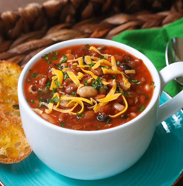 15 Bean Soup