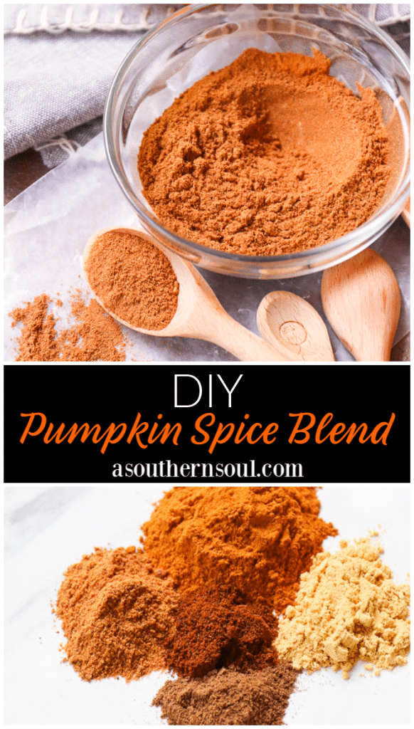 Make your own Pumpkin Spice Blend with this easy DIY recipe. Quality spices blended just the way you like make this pumpkin spice blend extra special.