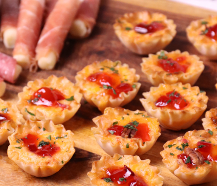 Pimento Cheese Bites