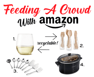 Feeding A Crowd With Amazon