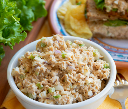 All Time Best Tuna Salad