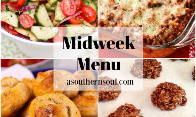 Midweek Menu #90 – Italian Night