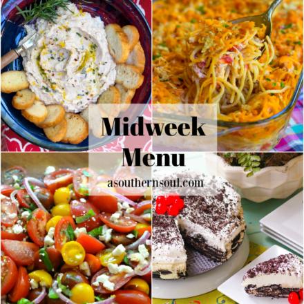 Midweek Menu #92 – Rotel Chicken Spaghetti