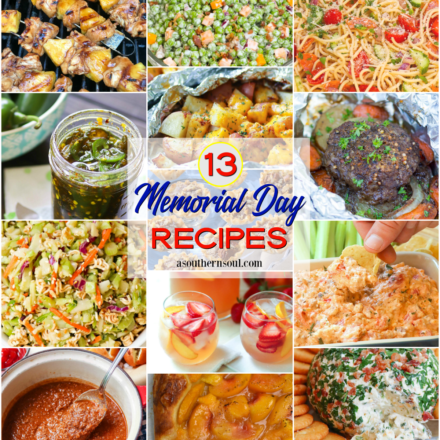 Memorial Day Recipes And Fun With Amazon!
