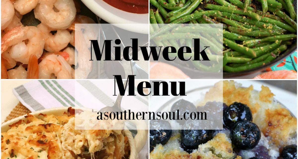 Midweek Menu #95 – Chicken Alfredo Bake