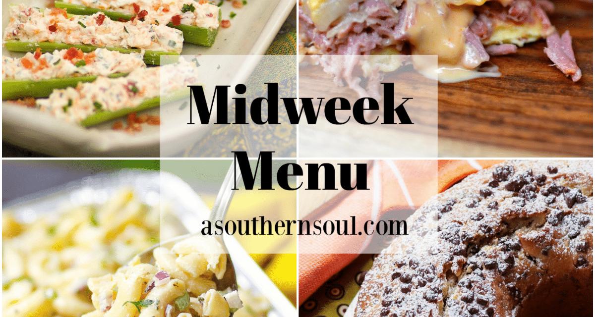 Midweek Menu #96 – Reuben Sliders