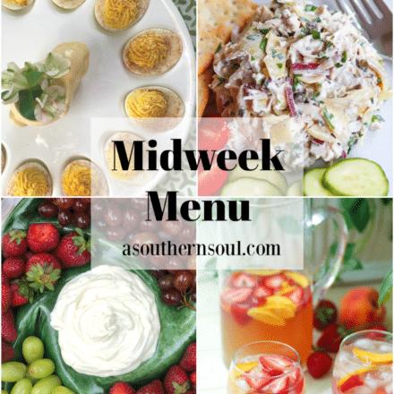 Midweek Menu #98 – Artichoke Chicken Salad
