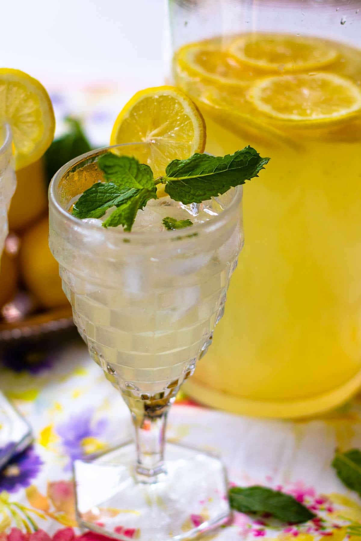 Homemade Lemonade A Southern Soul