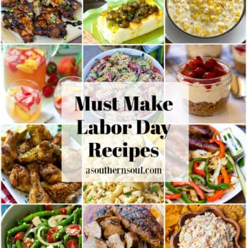 12 Easy to make recipes for your Labor Day celebration!