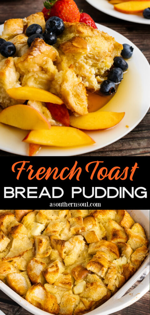 French Toast Bread Pudding images for Pinterest