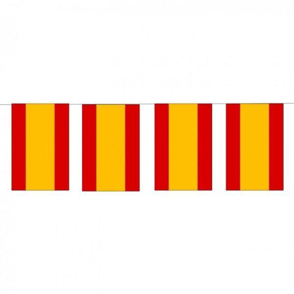 Guirnalda banderas de España - A Spanish Bite