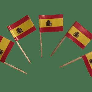 Pack 15 banderillas España - A Spanish Bite