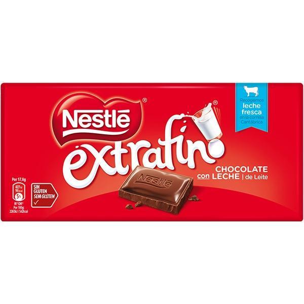 Chocolate Extrafino NESTLÉ - A Spanish Bite