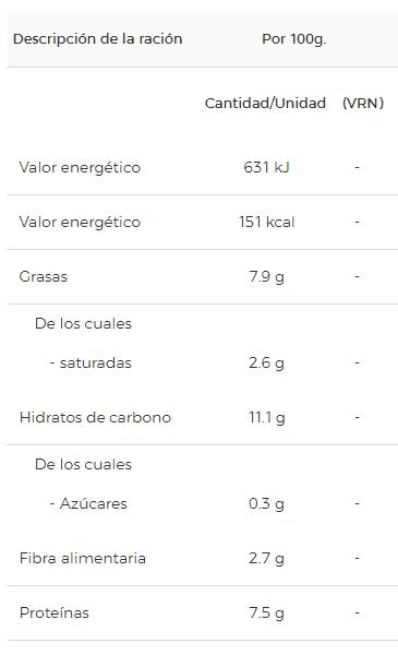 Cocido Madrileño LITORAL - 440gr - A Spanish Bite
