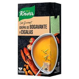 Crema líquida KNORR gourmet bogavante y cigalas 500 ml. - A Spanish Bite