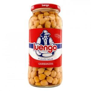 Garbanzo Cocido LUENGO - A Spanish Bite