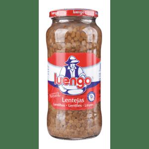 Lenteja Cocida LUENGO - A Spanish Bite