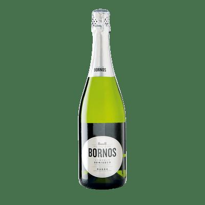 Vino espumoso Semi Seco Rueda PALACIO DE BORNOS - 75 cl - A Spanish Bite