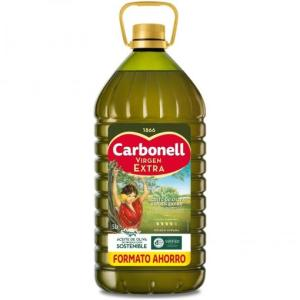 Aceite Oliva Virgen Extra Carbonell- 5L - A Spanish Bite