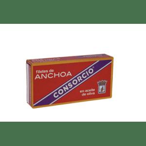 Anchoa Aceite Oliva CONSORCIO - A Spanish Bite