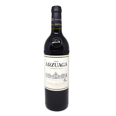 Red Wine crianza D.O. Ribera del Duero ARZUAGA - 75 cl - A Spanish Bite