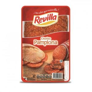 Loncheado de Chorizo Pamplona REVILLA- 70 Gr - A Spanish Bite