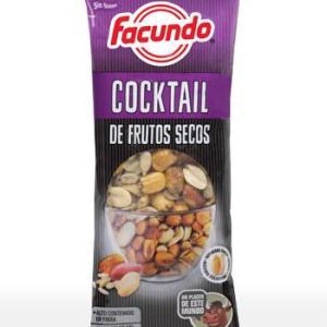 Cóctel Frutos secos FACUNDO- 170 gr - A Spanish Bite