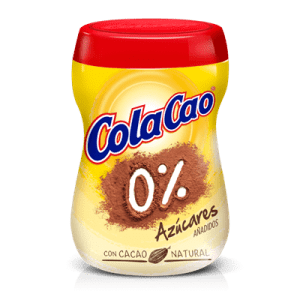 Cola Cao Light 0% - A Spanish Bite