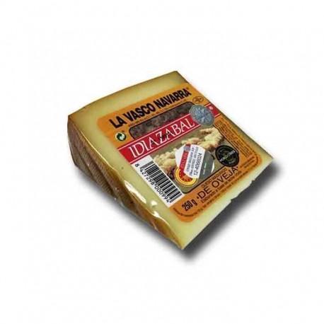 Smoked cheese IDIAZABAL La Vasco Navarra - A Spanish Bite