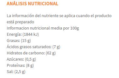 Popitas al Punto de Sal BORGES- 300 gr - A Spanish Bite