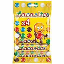 Lacasitos LACASA – 4 tubos de 20 gr - A Spanish Bite