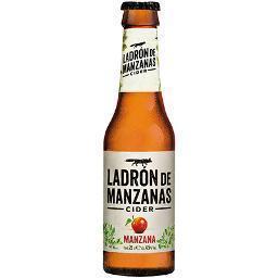 Cider LADRÓN DE MANZANAS-25 cl - A Spanish Bite